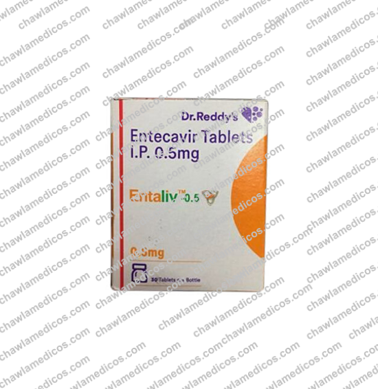 Entaliv Tablet 0.5mg